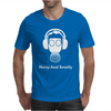 Noisy And Smelly Hazard Warnign Sign Mens T-Shirt