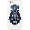 Norse Lightning Bolt Thor's Hammer Phone Case