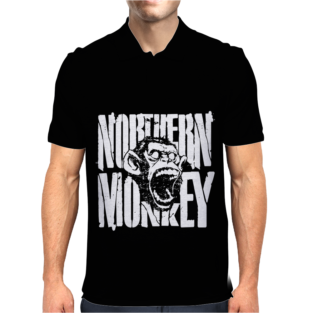 Northern Monkey. Mens Polo