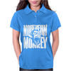 Northern Monkey. Womens Polo
