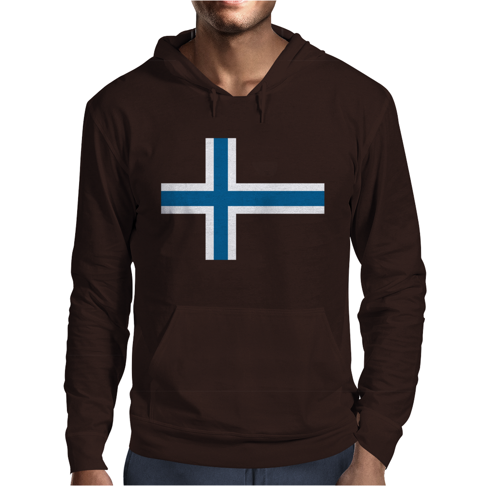 Norway International Support Your Country  Sport Flag Mens Hoodie