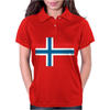 Norway International Support Your Country  Sport Flag Womens Polo