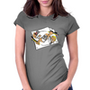 Nostrilympics Womens Fitted T-Shirt