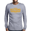Nostromo Alien Ripley Mens Long Sleeve T-Shirt
