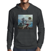 Not Afraid Mens Hoodie