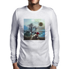 Not Afraid Mens Long Sleeve T-Shirt