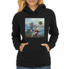 Not Afraid Womens Hoodie