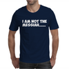 Not the Messiah (White) Mens T-Shirt