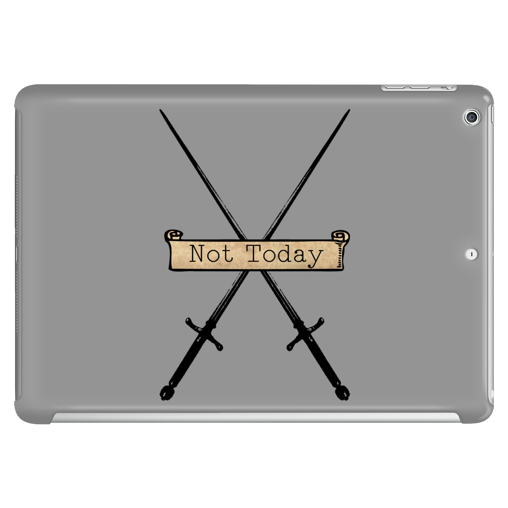 Not Today Tablet (horizontal)