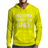 Nothing Is Impossible With A Hammer Mens Hoodie