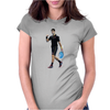 Novak Djokovic [SRB] Womens Fitted T-Shirt