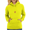 November Maple Womens Hoodie