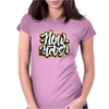 NOW OR NEVER Womens Fitted T-Shirt