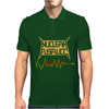 NUCLEAR ASSAULT BRAIN DEATH Mens Polo