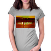Nuclear Fusion Womens Fitted T-Shirt