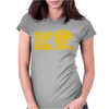 Nuclear Physics Is The Bomb Womens Fitted T-Shirt