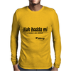 Nuh Badda MI Mens Long Sleeve T-Shirt