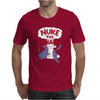 Nuke The Whales Funny Mens T-Shirt