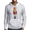 Nutty Nutcracker King Mens Hoodie