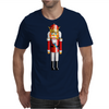 Nutty Nutcracker King Mens T-Shirt