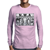 NWA Narcos With Attitude El Chapo Guzman Mens Long Sleeve T-Shirt