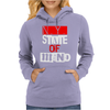 Ny State Of Mind Womens Hoodie