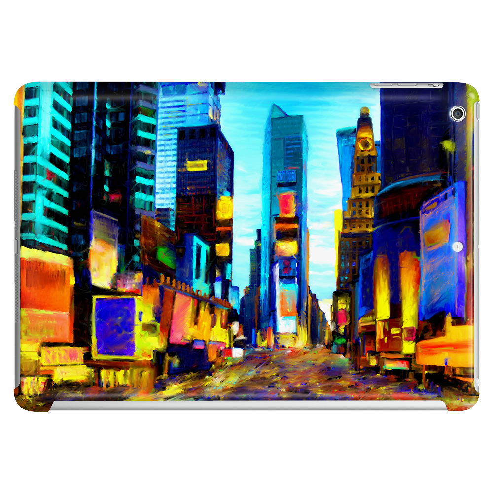 NY Times Square Tablet (horizontal)