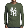 Nyc Drips New York City Mens Long Sleeve T-Shirt