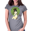 Nymph Womens Fitted T-Shirt