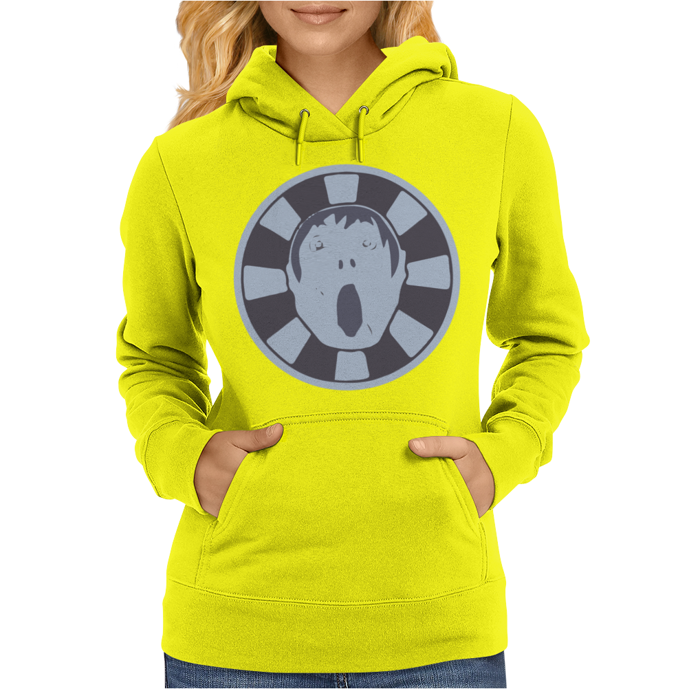 O-Face Womens Hoodie