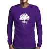 Oak tree Mens Long Sleeve T-Shirt