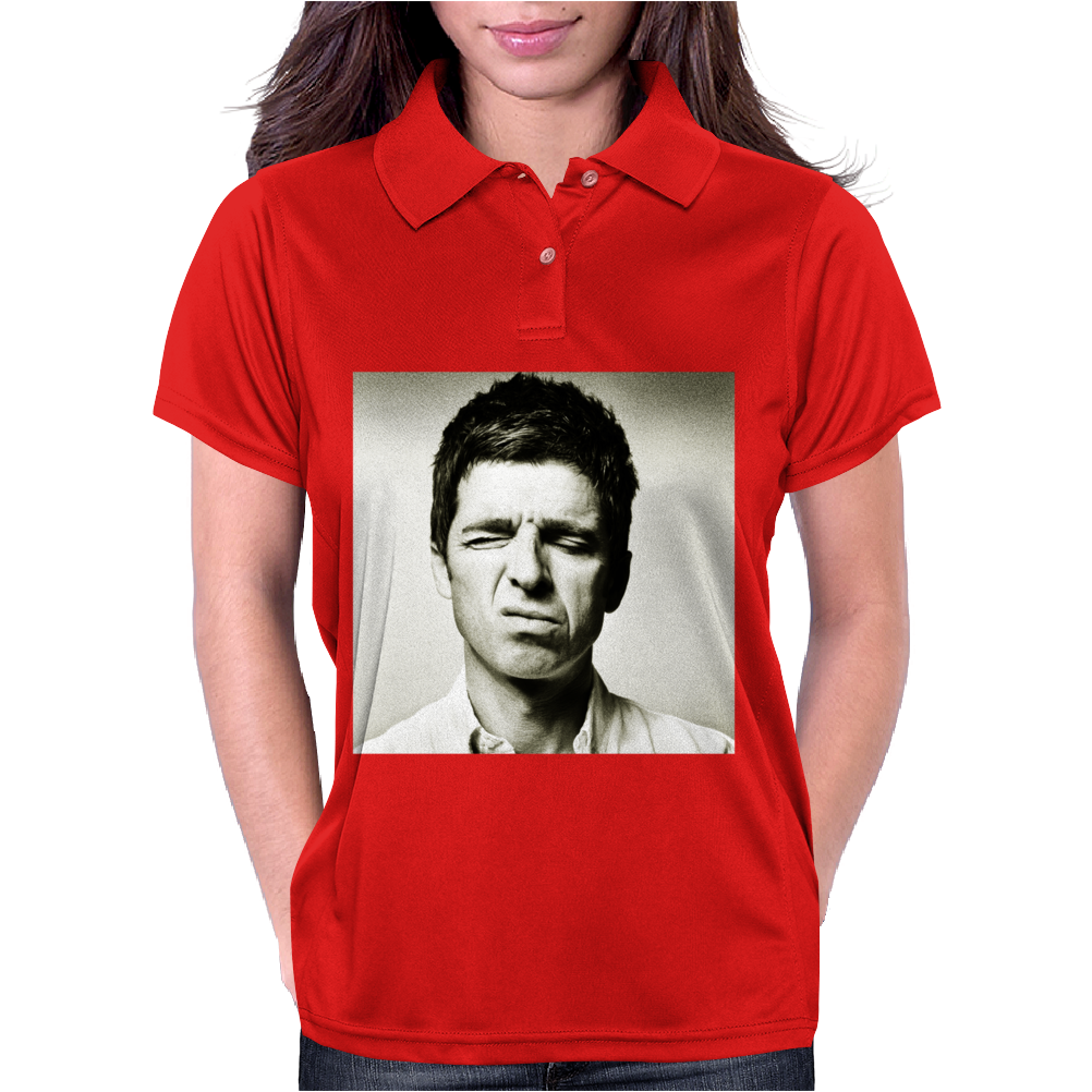 Oasis Ringer Noel Liam Gallagher Beady Eye New Womens Polo