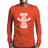 Obama Can't Ban These Guns Mens Long Sleeve T-Shirt