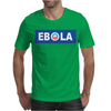 Obama Ebola Spoof Mens T-Shirt