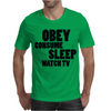 OBEY CONSUME Mens T-Shirt