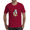 Obey Mickey  Mens T-Shirt