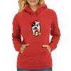 Obey Mickey  Womens Hoodie