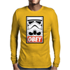 OBEY Storm Trooper Mens Long Sleeve T-Shirt