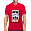 OBEY Storm Trooper Mens Polo