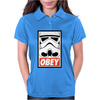OBEY Storm Trooper Womens Polo