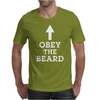 Obey The Beard 1 Mens T-Shirt