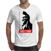 Obey this finger! Mens T-Shirt