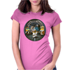 obi one minions Womens Fitted T-Shirt