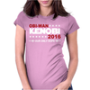 Obi Wan Kenobi 2016 Womens Fitted T-Shirt