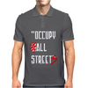 Occupy All Streets As Seen On Jay Mens Polo