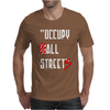 Occupy All Streets As Seen On Jay Mens T-Shirt