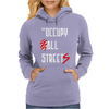 Occupy All Streets As Seen On Jay Womens Hoodie