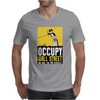 Occupy Walll Street Protest 90 perecnt Mens T-Shirt