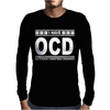 OCD - Obsessive Christmas Disorder Mens Long Sleeve T-Shirt