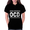OCD - Obsessive Christmas Disorder Womens Polo